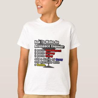 How To Make an Aerospace Engineer T-Shirt