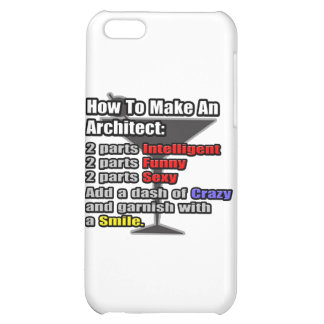 How To Make an Architect iPhone 5C Cases
