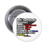How To Make an Architect Pins