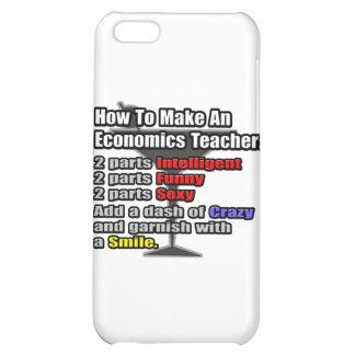 How To Make an Economics Teacher iPhone 5C Covers