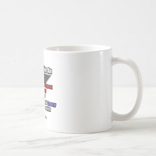 How To Make an Electrician Classic White Coffee Mug