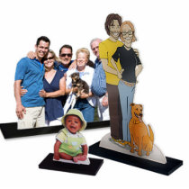 How To Make Photo CutOuts