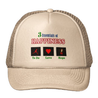 How to make wife happy trucker hat