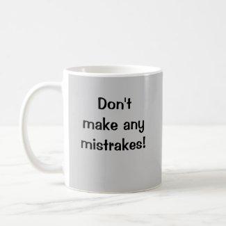 funny cpa exam mug