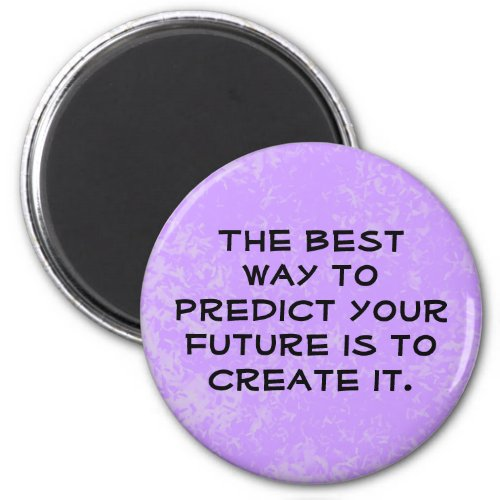 how to predict the future magnet