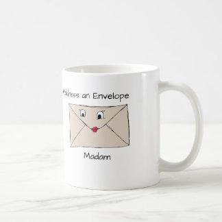 How to Properly Address an Envelope Mug