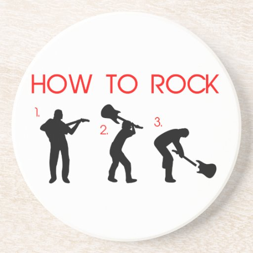 HOW TO ROCK COASTERS