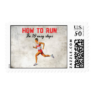 How To Run Postage