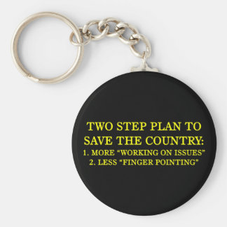 How to save the country key chains