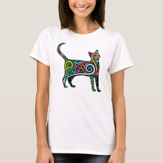 How to see the cat artists T-Shirt