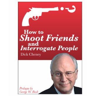 How to shoot friends and interrogate people. shirt