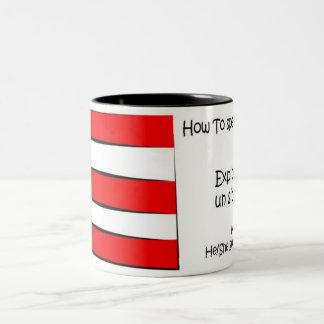 How to Speak Puerto Rican Mug