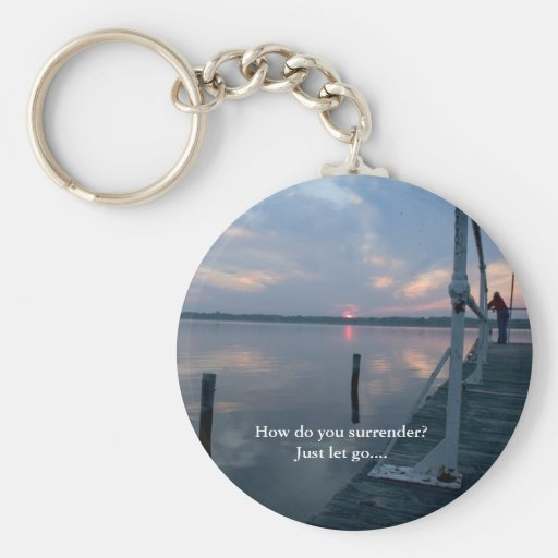 How to surrender keychains