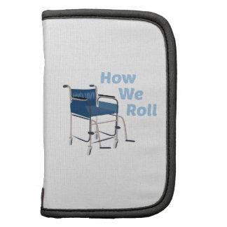 How We Roll Organizer