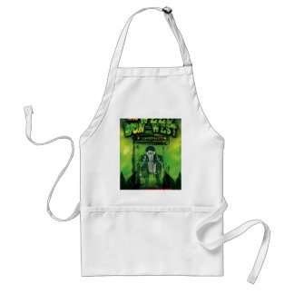 How Weed Won The West Soundtrack Adult Apron
