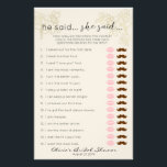 "How Well Do You Know the Bride Game, Bridal Shower Flyer<br><div class=""desc"">How Well Do You Know the Bride Game, Bridal Shower Game Printable, Wedding Shower Games, DIY Shower Bachelorette Party Game. This fun bridal shower game has your guest answer 20 questions about the bride and see how well the guest know the bride. See who knows the bride the best and...</div>"
