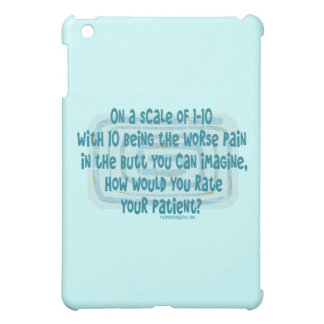 How would Nurses rate their Patient iPad Mini Case