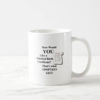 How Would You Like Coffee Mug