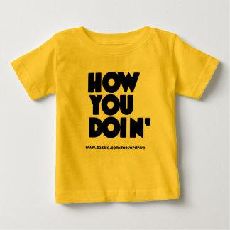 How YOU Doin' Onzee Tee Shirt