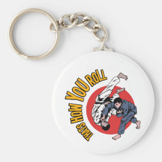 How YOU Roll Keychain