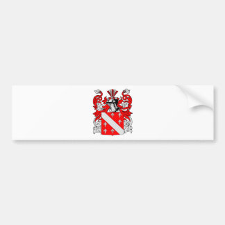 Howard Coat of Arms Bumper Sticker