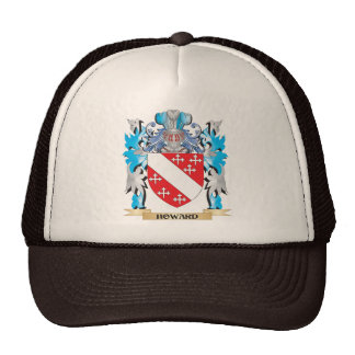 Howard Coat of Arms - Family Crest Trucker Hat