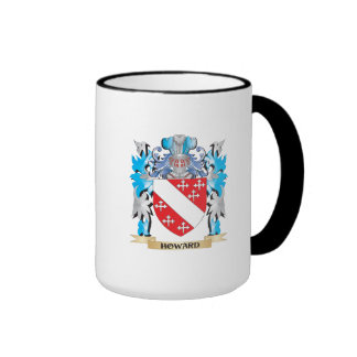 Howard Coat of Arms - Family Crest Coffee Mugs