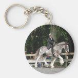 howard county fair basic round button keychain
