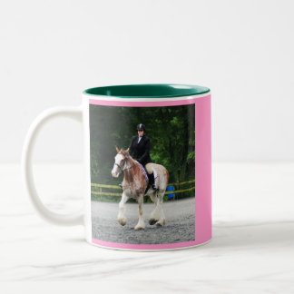 howard county fair Two-Tone coffee mug