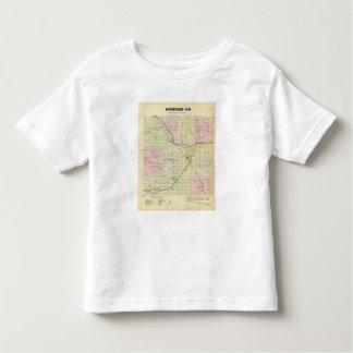 Howard County, Nebraska Toddler T-shirt