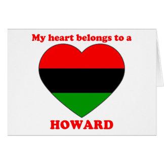 Howard Greeting Cards