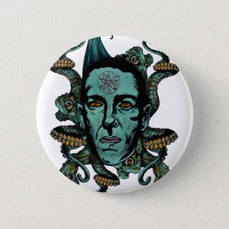 Howard Phillips Lovecraft Button