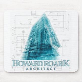 Howard Roark Architect Mouse Pad