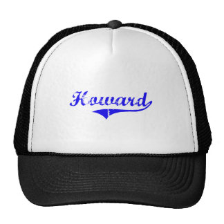 Howard Surname Classic Style Trucker Hat