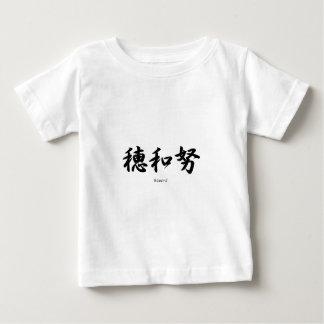 Howard translated into Japanese kanji symbols. T Shirt
