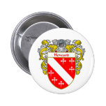 Howard Welsh Coat of Arms (Mantled) Pin