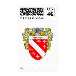 Howard Welsh Coat of Arms (Mantled) Stamp