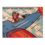 How'd Ya Like the Loop, Joe?! Postcard