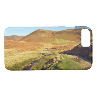 Howden Moor in the Peak District souvenir photo iPhone 8/7 Case