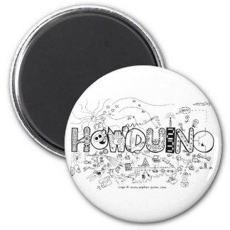 Howduino Magnet