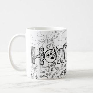 Howduino Mug