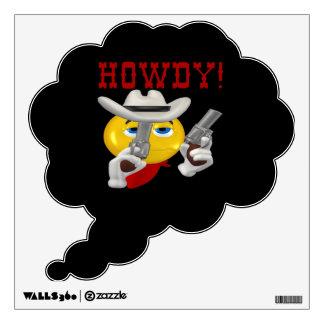 Howdy 2 wall skins
