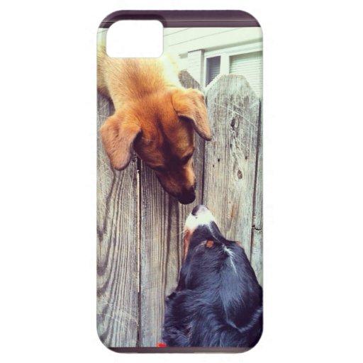 ¡Howdy vecino! iPhone 5 Fundas