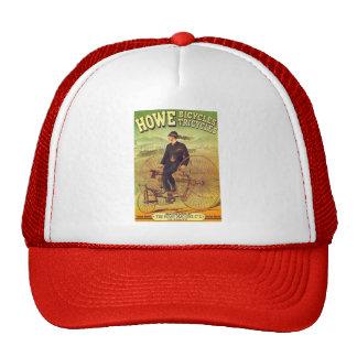 Howe Bicycle Company Hats