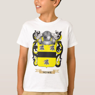 Howe-English Coat of Arms (Family Crest) T-Shirt
