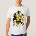 Howe Family Crest Tee Shirts