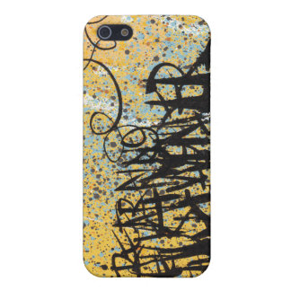 Howell Angel Writing iPhone Case