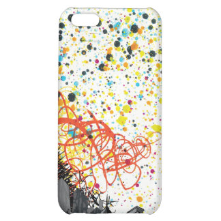 Howell City Dots iPhone 4 Case