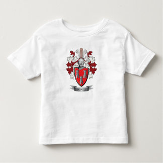 Howell Family Crest Coat of Arms Toddler T-shirt