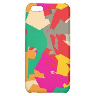 Howell Geometric Camo iPhone Case iPhone 5C Cases